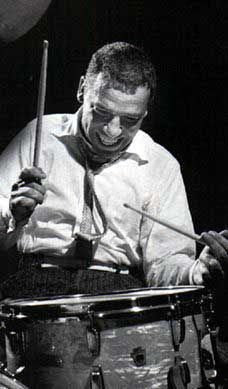 Buddy Rich is The Very Best Drummer That I've Ever Seen and Heard.I Very First First Time, I've Ever Seen Him Played The Drums The Next Day I Sold My Bass Guitar and Amp. And Then I Bought a Pearl Set Drums. Wow What An Impact he had On Me. I've Been a Big Fan of His music forever.