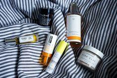 Beauty Favourites for a glowy dewy summer glow on your skin. #organic #organiccosmetics #beauty
