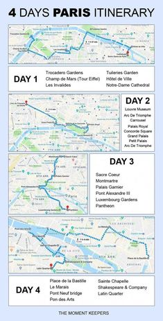 Ultimate travel guide for Paris (for first-time visitors) // 4 days sample trip . Ultimate travel guide for Paris (for first time visitors) // 4 days sample itinerary . Paris Travel Guide, Travel Guides, Travel Hacks, Paris Tips, Budget Travel, Cheap Travel, Paris France Travel, Travel Kits, Free Travel
