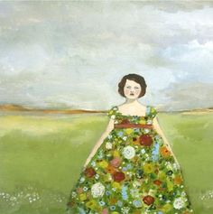 Painting - Amanda Blake