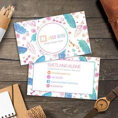 Boho Lularoe Business Cards Free Personalized Home Office