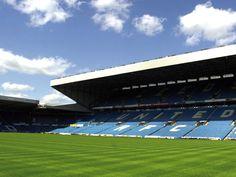 Elland Road Stadium, Leeds, West Yorkshire, United Kingdom. Home of Leeds United Football Club