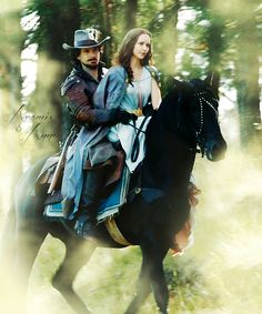 Annamis/Aramanne. Aramis and Anne from BBC The Musketeers. I ship them! XD