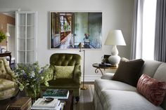Projects | McGrath II  In love with the photo on the wall