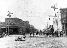 .Historic Walnut Ridge, AR early 1900's.