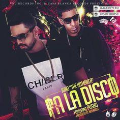 #JunoTheHitmaker Ft. #Pusho – Pa La Disco by NeoNazza via #FullPiso #astabajoproject #reggaeton #Orlando #Miami #LosAngeles #seo