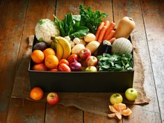 Aussie Farmers Direct large #fruit and #vegetable boxes are always #fresh, always seasonal and are great value for money. And importantly, it's all local produce, #delivered direct to your door.
