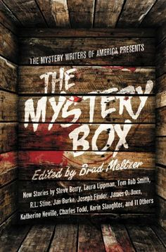 Mystery Writers of America Presents The Mystery Box by Brad Meltzer. $10.67