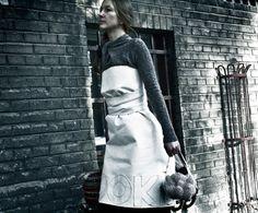 Julietta apron - COOKie - FormAdore.com