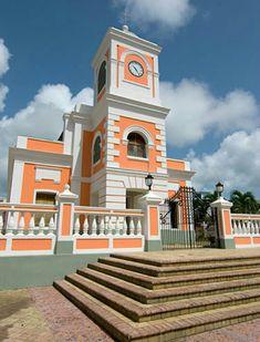 Iglesia Catolica Fajardo Patrón Santiago Apóstol Celebración Julio 25