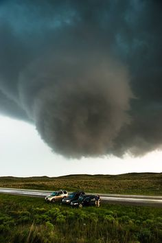 Canadian, Texas 27.5.2015. Behind the main show was also small rotation.