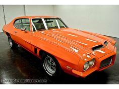 Pontiac : GTO 1972 Pontiac GTO 400 Pontiac V8 Auto - http://www.legendaryfind.com/cars/pin/43302/