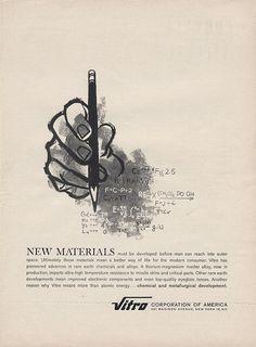 Vitro Ad  agency: Sam J. Gallay, Advertising