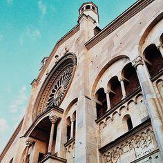 Duomo di Modena | MyTurismoER: Modena attraverso lo sguardo fotografico di @stefifre