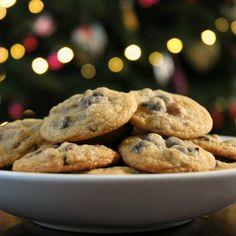 Cranberry Pecan Chocolate Chip Cookies