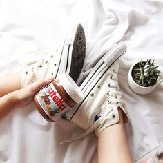 #Nutella #Converse #Inspo #Fashion #Urban