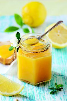 Zitronen-Marmelade