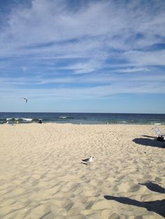 Seaside Heights beach September 2013