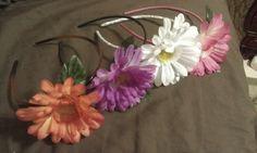 Headbands flower