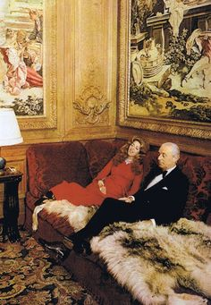 Baroness Marie-Hélène de Rothschild