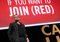 CANNES, France — U2 frontman Bono both cajoled and entertained a packed audience at the Cannes Lions International Festival of Creativity Saturday before being given a humanitarian award. (picture : Cannes Lions International Creativity Festival (2014).  Getty Images) Read more www.usatoday.com/story/money/business/2014/06/21/u2-bono-cannes-lions/11209463/   www.u2france.com/actu/Bono-de-U2-remporte-le-prix-de-l,57863.html   #u2NewsActualitePinterest #PaulHewson #u2 #music #rock #france…