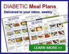 Weekly Meal Plans ©DMP
