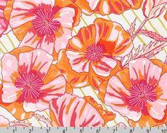 Robert Kaufman - In The Bloom AVW-15251-106 BLOSSOM