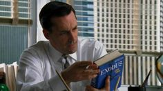 """Exodus- The """"Mad Men"""" Reading List 