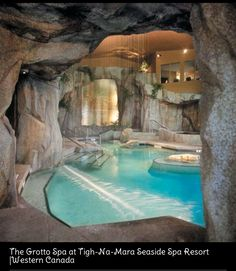 Amazingly relaxing spa!!