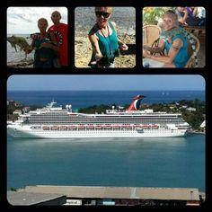 St Maarten,  Cozumel & Curacao 2015