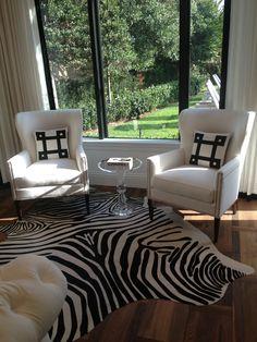 The Diabolo Table in client Kristin Kaplan's house!