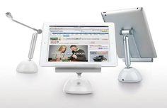 GGMM iLight Tablet Stand and 12-LED Lamp for All