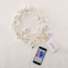 Bright Tunes Decorative String Lights with Bluetooth Speakers #Bluetooth, #Decorative, #Lights, #Speaker