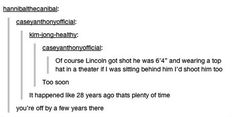 This joke that has Abe rolling in his grave...with laughter: