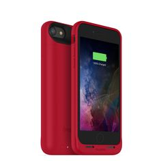 mophie juice pack air protective battery case with wireless charging compatible with iPhone 7 and magnetic charge force accessories