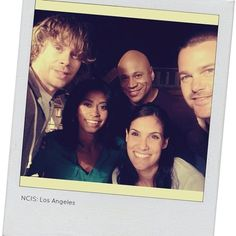 """NCIS Los Angeles """"One More Chance"""" BTS Pictures"""