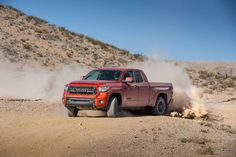 2015 #Toyota Tundra, 4Runner, Tacoma TRD Pro First Drive.