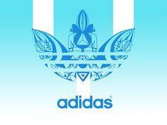 Adidas Logo Treatment - Lucamolnar