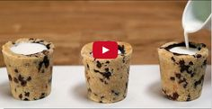 How To Make Milk and Cookie ShotsCooking Panda Recipes | Cooking Panda Recipes