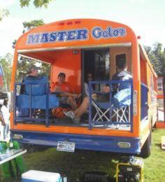 Florida Master Gator - Top 15 Ultimate Tailgating Vehicles - Storage.com