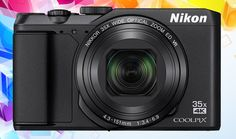 Nikon COOLPIX A900 Digital Camera Think you have to give up great photos and videos to travel light? Think again. The versatile Nikon COOLPIX A900 …