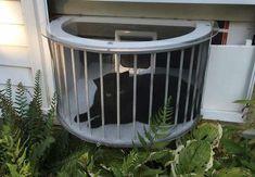 Cat Solarium-Conservatory Package- For The Cat That Has To Have It All Cat Window Box, Catio, Cat Furniture, Cat Patio, Cat Balcony Cat Ideas, Catio Ideas For Cats, Décor Ideas, Solarium, Cats Outside, Cat Window, Cat Perch, Cat City, Sun And Water