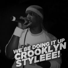 Masta Ace :: We be doing it up crooklyn style!