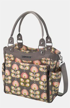 Petunia Pickle Bottom 'City Carryall' Diaper Bag available at Nordstrom- Kennedy's diaper bag :)