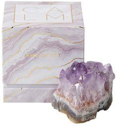 Auria Amethyst Crystal In Gift Box