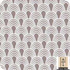 Art nouveau papier peints wallpaper google search wallpaper pinterest farrow ball - Tissu ameublement vintage ...