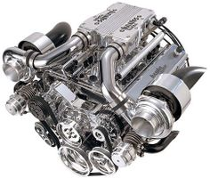 engine turbo  | The new-generation Banks twin-turbo Revival small-block Chevrolet is ...