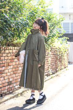 ストリートスナップ原宿 - micoさん | Fashionsnap.com