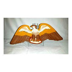 Vintage Eagle Dresser Valet,Ceramic Eagle,Mens Jewelry Tray,Eagle Plate,Gift for Dad,Eagle Dish,Eagle Tray,America,Bald Eagle,Eagle,USA by JunkYardBlonde on Etsy