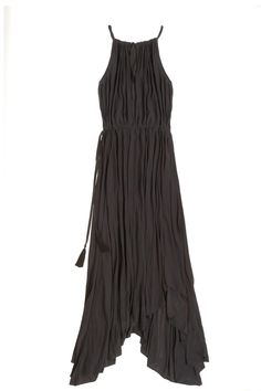love. Sarah Asymmetrical Maxi Dress